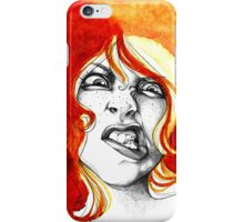 Witch 05 iPhone Case/Skin