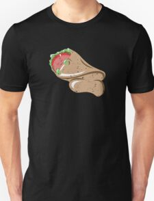 Sleepy Taco Man T-Shirt
