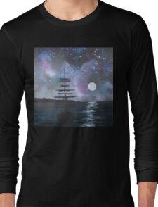 Neverland at Night 2 Long Sleeve T-Shirt