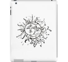 MOON AND SUN iPad Case/Skin