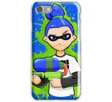Splatoon Inkling Boy iPhone Case/Skin