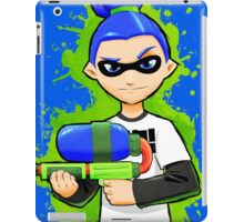 Splatoon Inkling Boy iPad Case/Skin