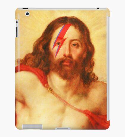Jesus Ziggy Stardust 2 iPad Case/Skin
