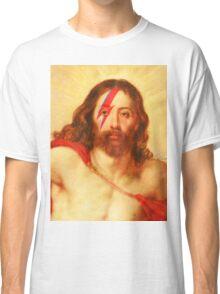 Jesus Ziggy Stardust 2 Classic T-Shirt