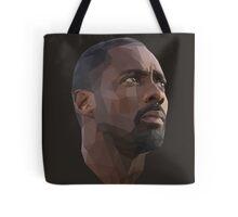 Idris Elba Low-Poly Tote Bag