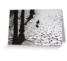 Rome in the afternoon Greeting Card