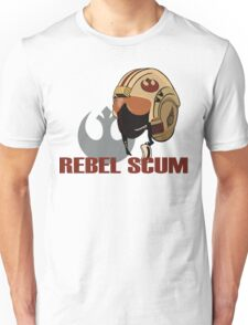 Rebel Scum Unisex T-Shirt
