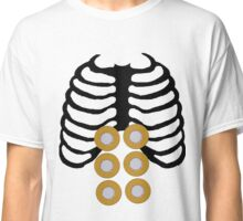 six pack of beer ribs and belly all in one  Classic T-Shirt
