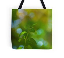 Minty Fresh Tote Bag