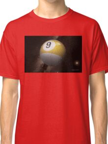 Planet 9 From Outer Space Classic T-Shirt