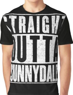 Sunnydale Represent! Graphic T-Shirt