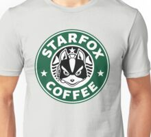 New Starfox Coffee Unisex T-Shirt