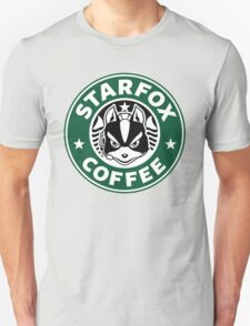 New Starfox Coffee T-Shirt