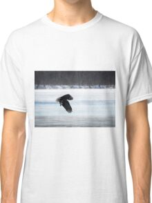 American Bald Eagle With A Fish 2016-1 Classic T-Shirt
