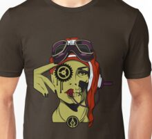 Mechanical Girl 2 Unisex T-Shirt