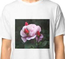 Rose and Buds Classic T-Shirt