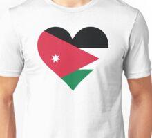 A Heart for Jordan Unisex T-Shirt