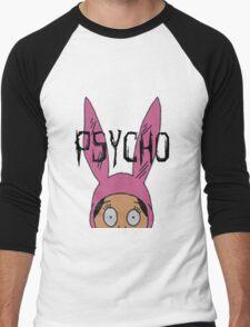 """Louise """"Psycho"""" Blecher Men's Baseball ¾ T-Shirt"""