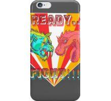 Prehistoric Fighter! iPhone Case/Skin