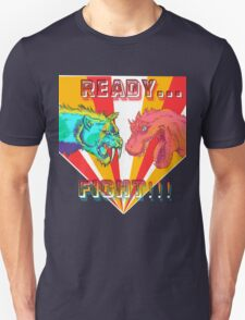 Prehistoric Fighter! Unisex T-Shirt