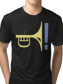 LATE NIGHT JAZZ Tri-blend T-Shirt