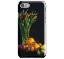 Fruit and Flowers iPhone Case/Skin