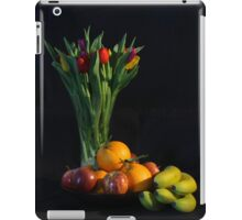 Fruit and Flowers iPad Case/Skin