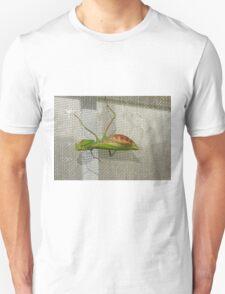 Multiplying Mantis Unisex T-Shirt