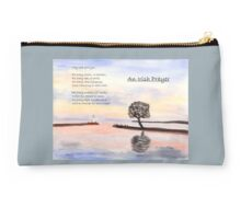 Irish Prayer Studio Pouch