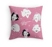 Queens of the Sky! - Pillow, Tote Bag & Travel Mug Throw Pillow