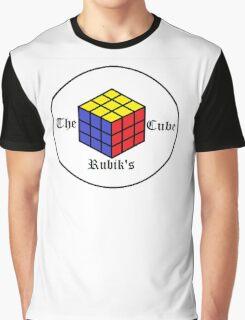 The Rubik's Cube Graphic T-Shirt