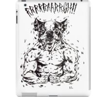 RRRAAARRGH!!  Boston Were-ier iPad Case/Skin