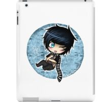 Cute Chibi Phil iPad Case/Skin