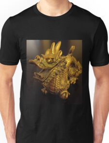 Tiny Feng Shui Dragon Unisex T-Shirt