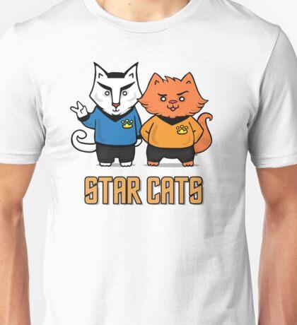 Star Cats Unisex T-Shirt