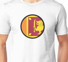 Under the sign of Sri Lanka Unisex T-Shirt