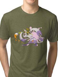 SPLATFEST MIENSHAO Tri-blend T-Shirt
