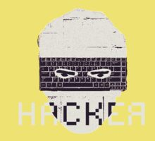 Another Hacker Mask Kids Tee