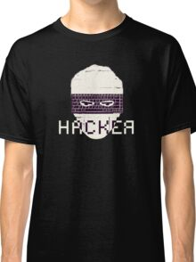 Another Hacker Mask Classic T-Shirt
