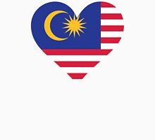 A heart for Malaysia Unisex T-Shirt