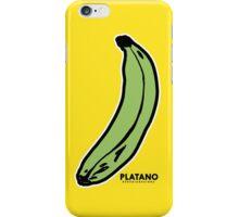 Platano iPhone Case/Skin