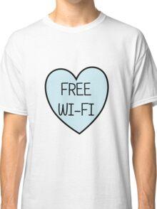 Free Wi-Fi Classic T-Shirt