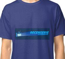 Recenserie Logo Full Classic T-Shirt