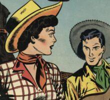 Cowboy Love No. 31 Sticker