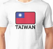 National flag of Taiwan Unisex T-Shirt