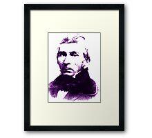 Sheldon Peck Framed Print