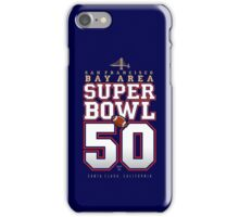 Super Bowl 50 IV iPhone Case/Skin
