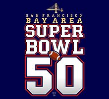Super Bowl 50 IV by Jimmy Rivera