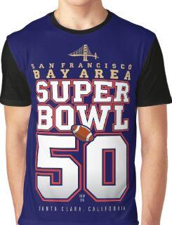 Super Bowl 50 IV Graphic T-Shirt