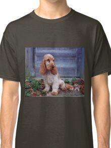 English Cocker Spaniel Classic T-Shirt